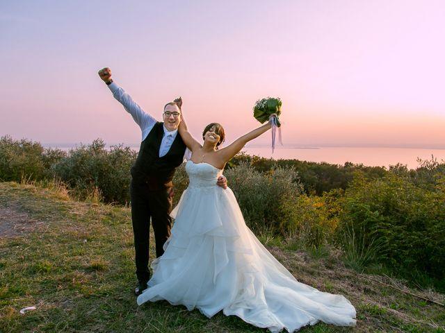 Le nozze di Alex e Norelys