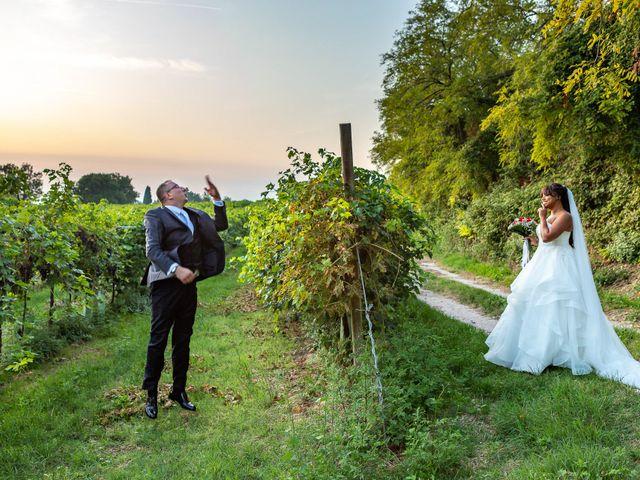 Il matrimonio di Norelys e Alex a Cavaion Veronese, Verona 67
