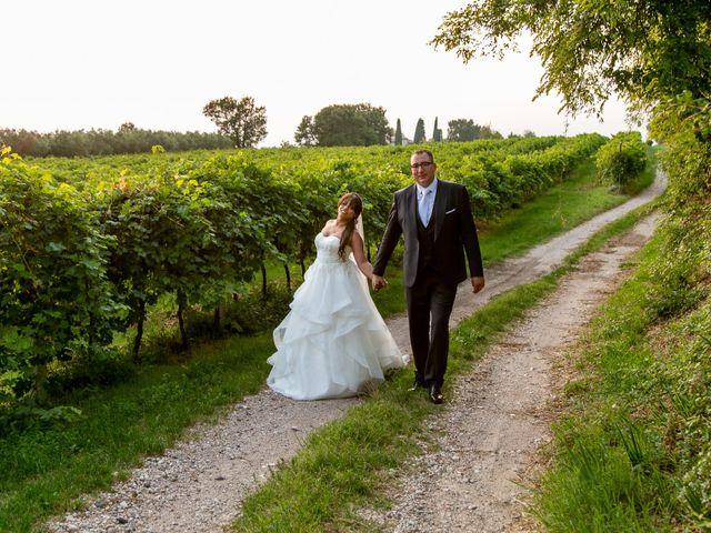 Il matrimonio di Norelys e Alex a Cavaion Veronese, Verona 68