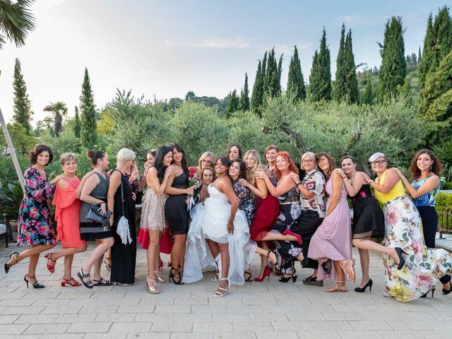 Il matrimonio di Norelys e Alex a Cavaion Veronese, Verona 71