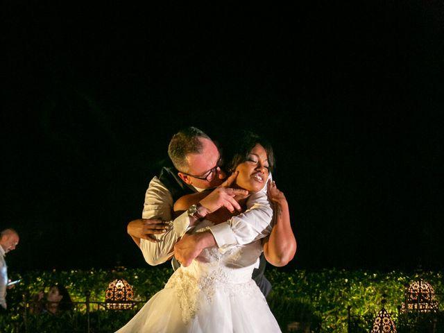 Il matrimonio di Norelys e Alex a Cavaion Veronese, Verona 78