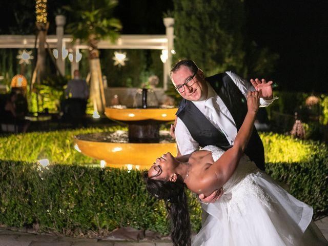 Il matrimonio di Norelys e Alex a Cavaion Veronese, Verona 81