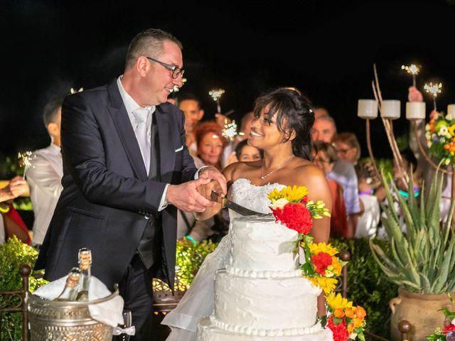 Il matrimonio di Norelys e Alex a Cavaion Veronese, Verona 84