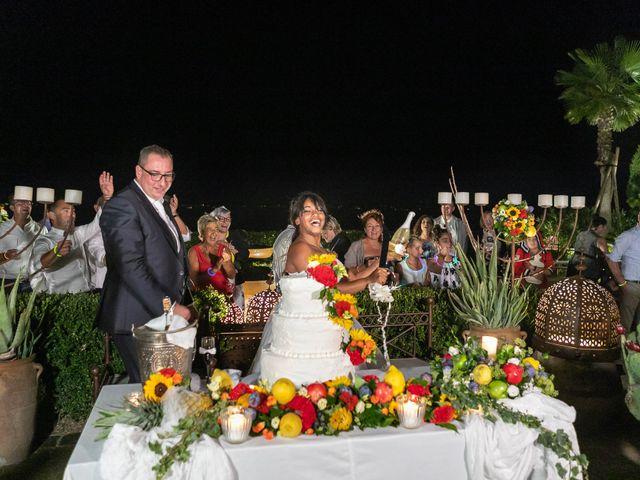 Il matrimonio di Norelys e Alex a Cavaion Veronese, Verona 85