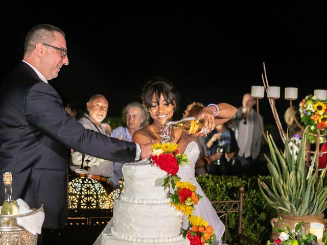 Il matrimonio di Norelys e Alex a Cavaion Veronese, Verona 86