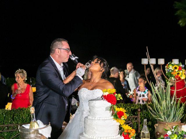 Il matrimonio di Norelys e Alex a Cavaion Veronese, Verona 87