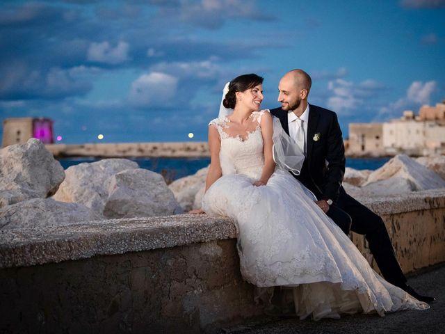 Il matrimonio di Giorgio e Francesca a Trapani, Trapani 1
