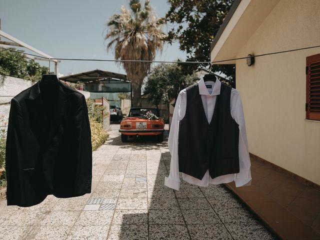 Il matrimonio di Carmelina e Fortunato a Barcellona Pozzo di Gotto, Messina 10