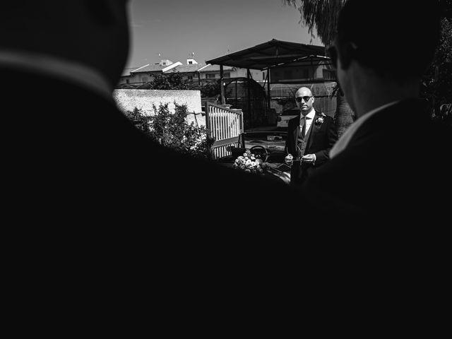 Il matrimonio di Carmelina e Fortunato a Barcellona Pozzo di Gotto, Messina 17