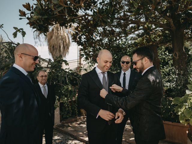 Il matrimonio di Carmelina e Fortunato a Barcellona Pozzo di Gotto, Messina 18