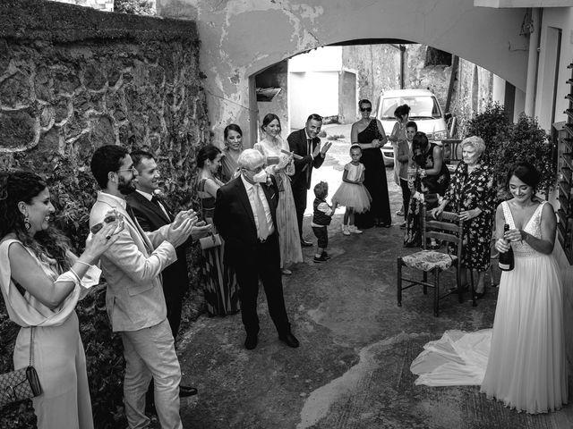 Il matrimonio di Carmelina e Fortunato a Barcellona Pozzo di Gotto, Messina 27