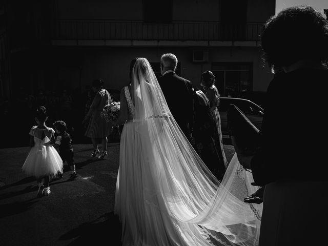 Il matrimonio di Carmelina e Fortunato a Barcellona Pozzo di Gotto, Messina 30