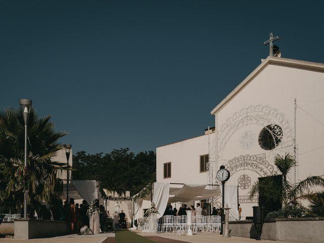 Il matrimonio di Carmelina e Fortunato a Barcellona Pozzo di Gotto, Messina 34