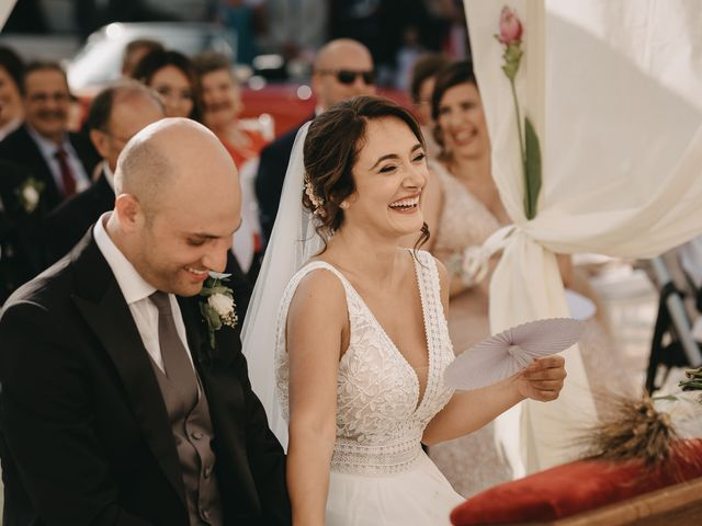 Il matrimonio di Carmelina e Fortunato a Barcellona Pozzo di Gotto, Messina 36