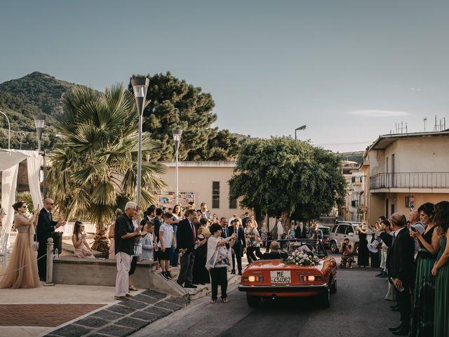 Il matrimonio di Carmelina e Fortunato a Barcellona Pozzo di Gotto, Messina 40