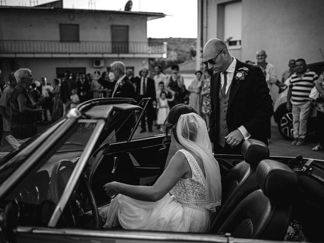 Il matrimonio di Carmelina e Fortunato a Barcellona Pozzo di Gotto, Messina 41