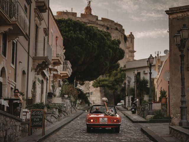 Il matrimonio di Carmelina e Fortunato a Barcellona Pozzo di Gotto, Messina 43
