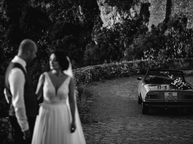 Il matrimonio di Carmelina e Fortunato a Barcellona Pozzo di Gotto, Messina 46