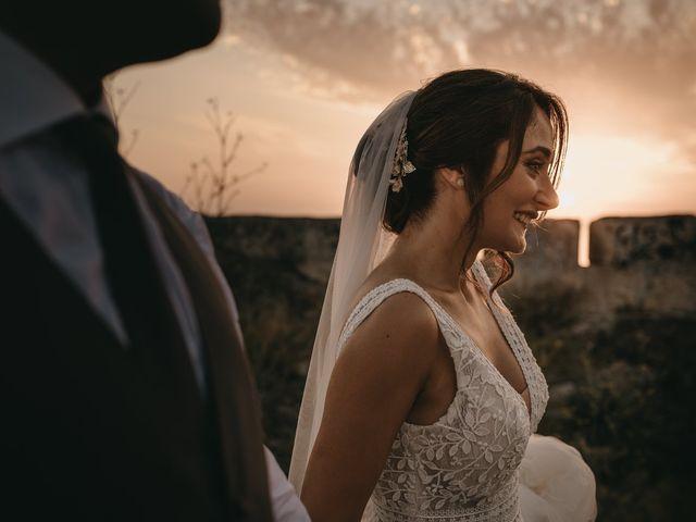Il matrimonio di Carmelina e Fortunato a Barcellona Pozzo di Gotto, Messina 48