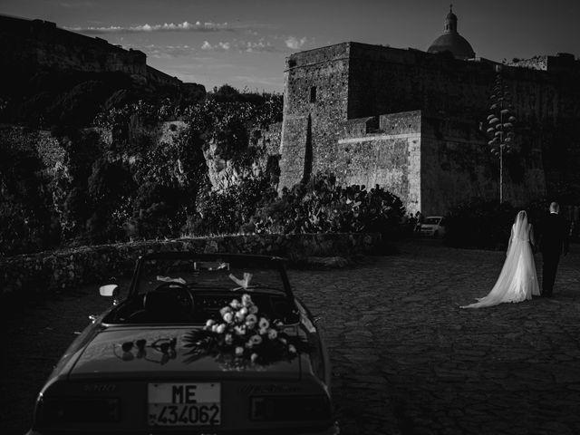 Il matrimonio di Carmelina e Fortunato a Barcellona Pozzo di Gotto, Messina 49