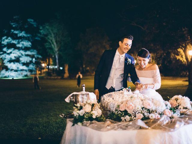 le nozze di Alice e Lorenzo