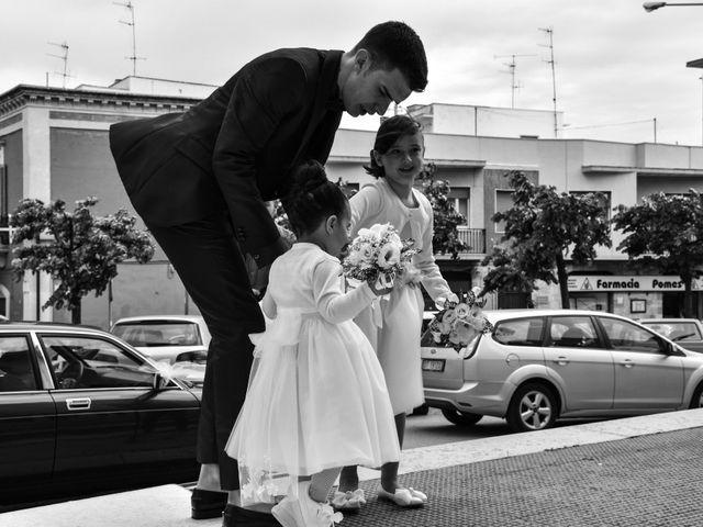 Il matrimonio di Leo e Rosa a Fasano, Brindisi 18
