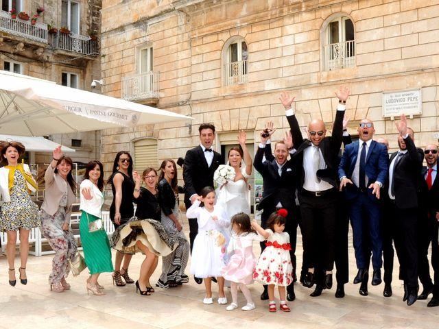 Il matrimonio di Leo e Rosa a Fasano, Brindisi 21