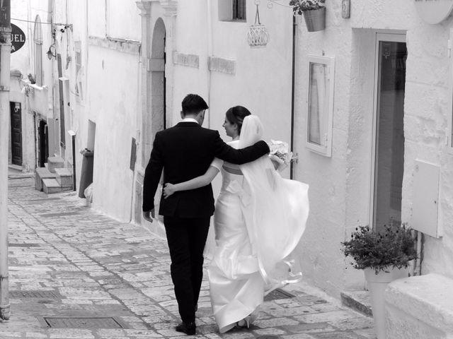 Il matrimonio di Leo e Rosa a Fasano, Brindisi 22