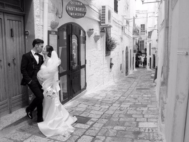 Il matrimonio di Leo e Rosa a Fasano, Brindisi 24