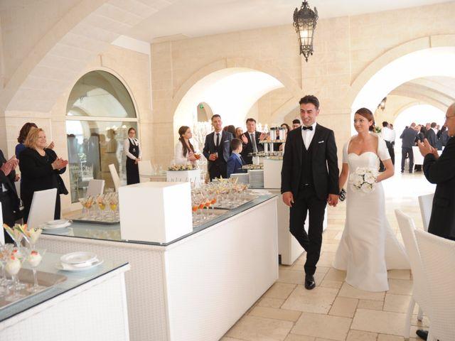 Il matrimonio di Leo e Rosa a Fasano, Brindisi 27