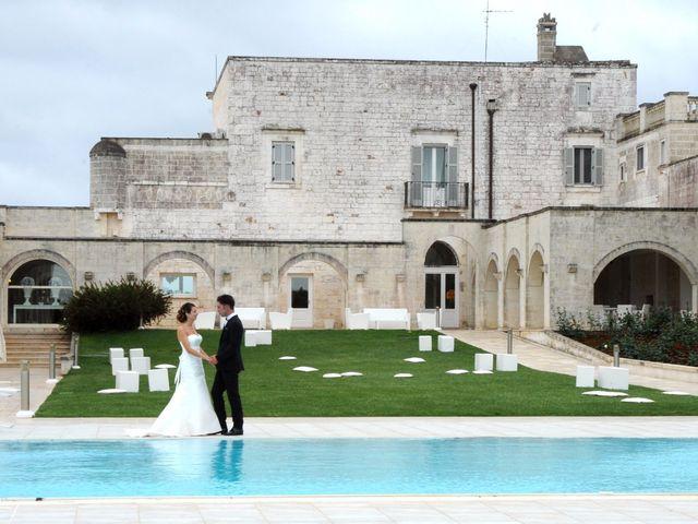 Il matrimonio di Leo e Rosa a Fasano, Brindisi 29