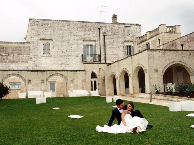 Il matrimonio di Leo e Rosa a Fasano, Brindisi 30