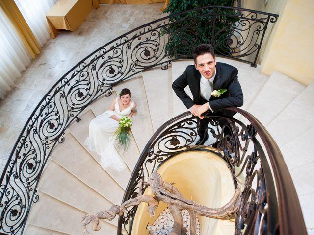 Il matrimonio di Marco e Elena a San Giovanni Ilarione, Verona 12