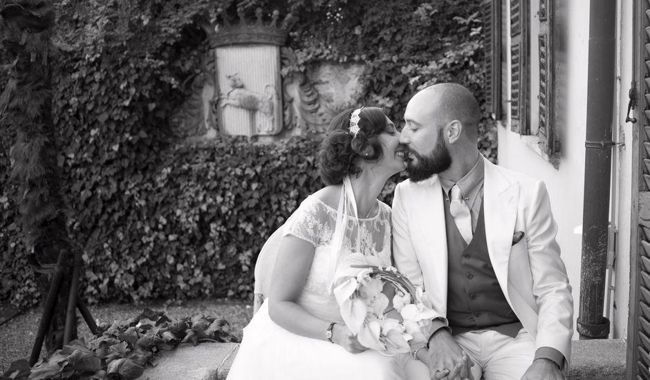 Il matrimonio di Roberto e Laura a Bodio Lomnago, Varese