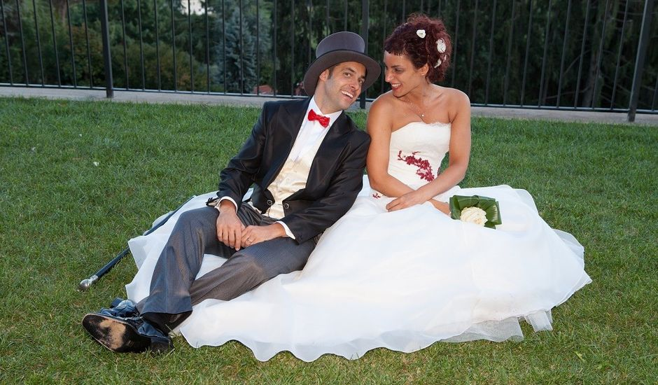 Il matrimonio di Michele Criscuolo e Silvia Benaglio a Calco, Lecco