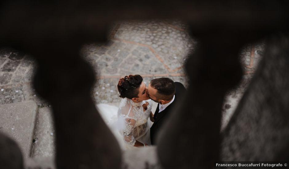 Il matrimonio di Vincenzo e Antonia a Catanzaro, Catanzaro