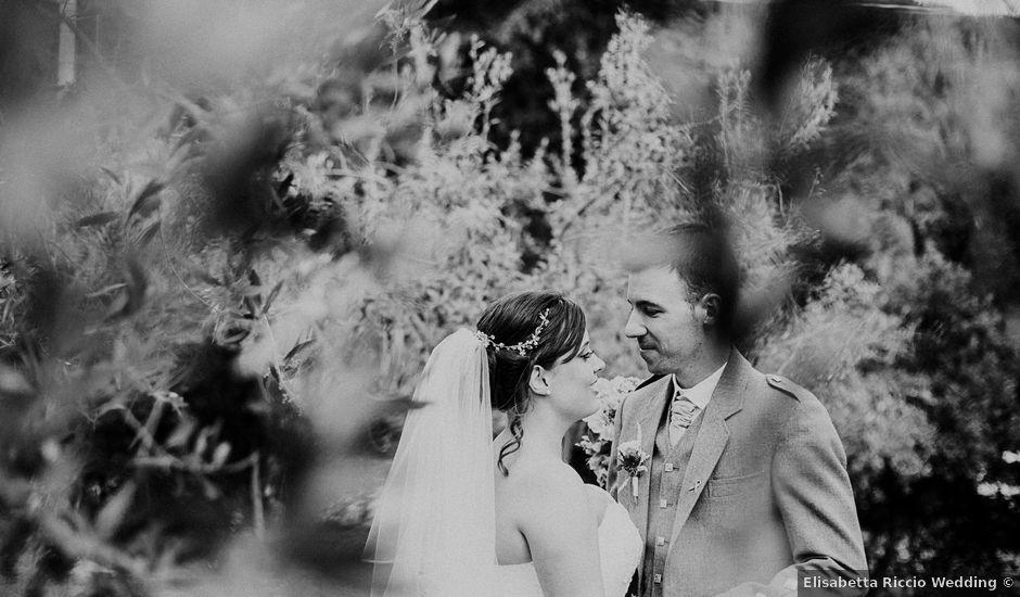Il matrimonio di Steven e Emily a Lucca, Lucca