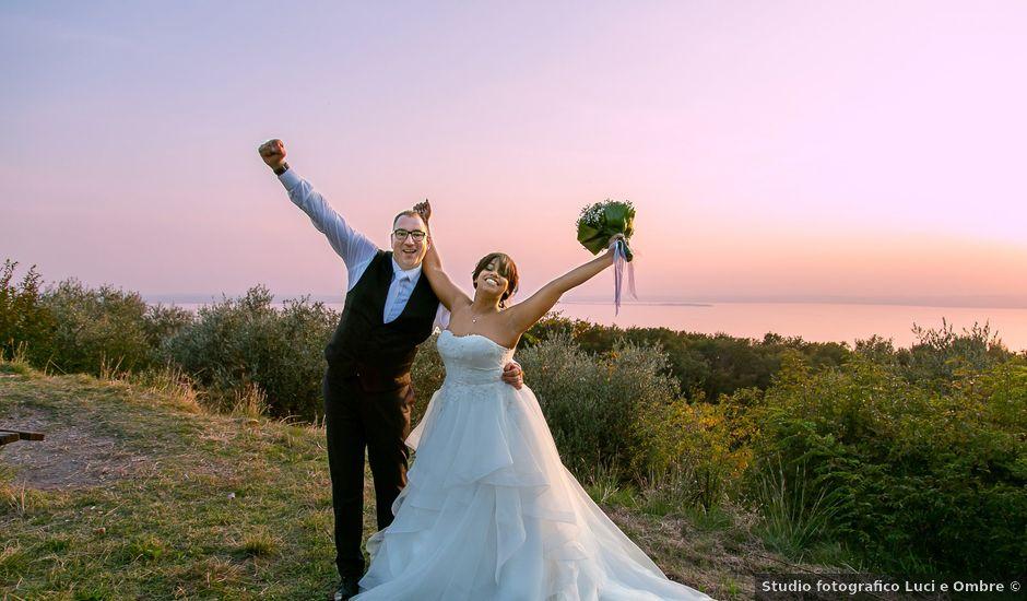 Il matrimonio di Norelys e Alex a Cavaion Veronese, Verona