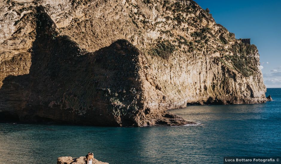 Il matrimonio di Ilenia e Davide a Napoli, Napoli