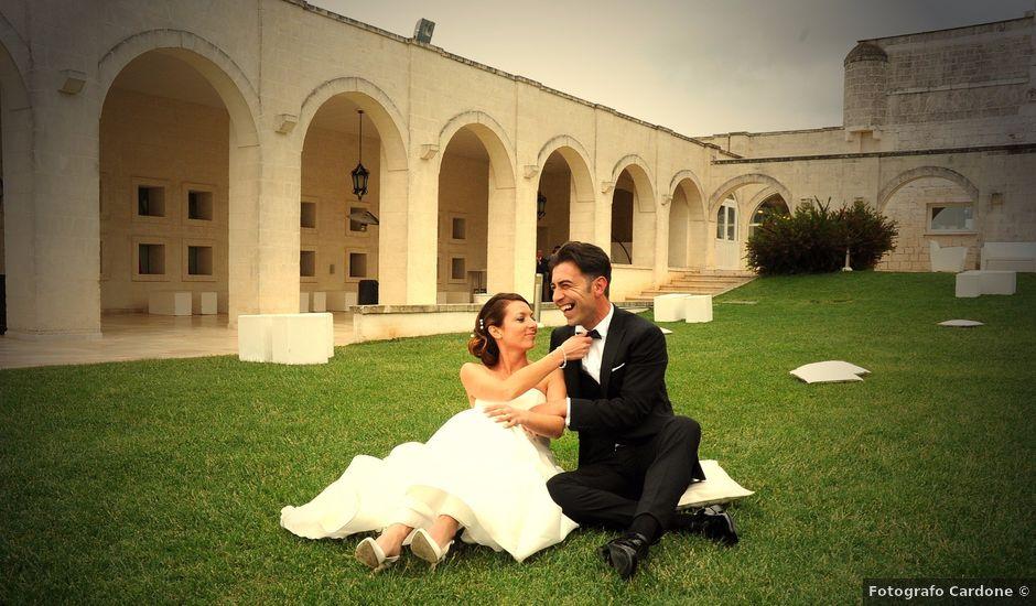 Il matrimonio di Leo e Rosa a Fasano, Brindisi