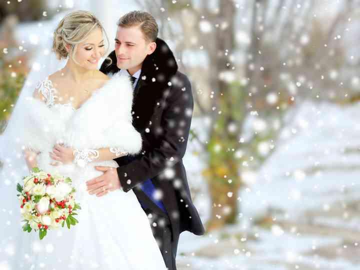 le nozze di Luisa e Francesco
