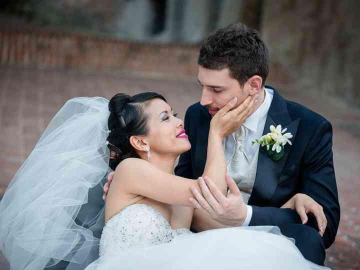 le nozze di Mai e Alessandro