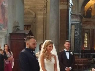 Le nozze di Giulia e Tiziano 1