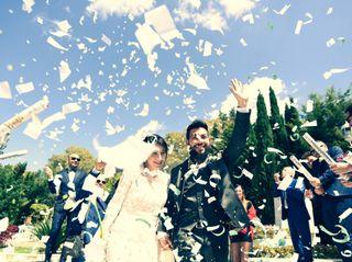 Le nozze di Raimonda e Alessandro 1