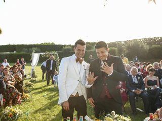 Le nozze di Francesco e Angelo 1
