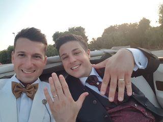 Le nozze di Francesco e Angelo
