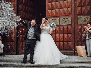 Le nozze di Elvira e Vincenzo