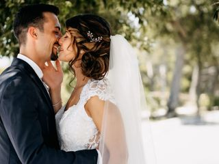 Le nozze di Anna e Emanuele