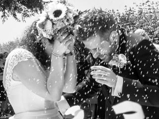 Le nozze di Chiara e Mirco