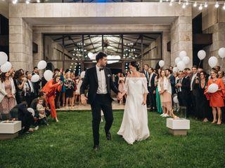 Le nozze di Nicole e Antonello 1